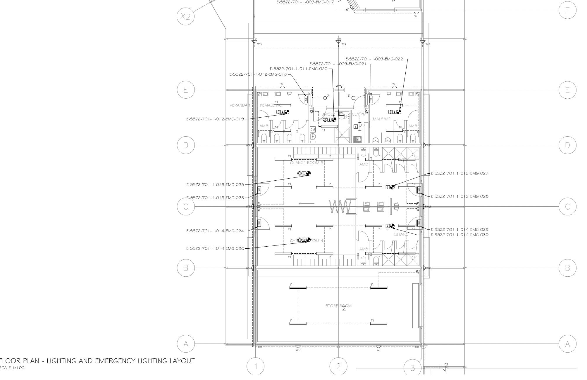 Electrical Services Cad Drafting Drawing Using In Perth